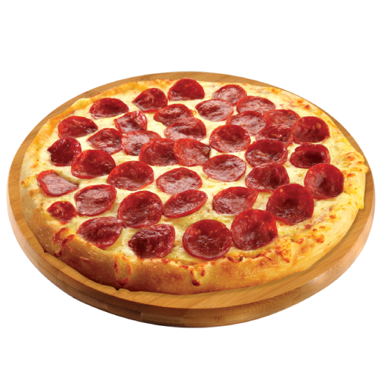 Beef Pepperoni Feast