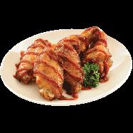 Chicken Wings 10 pcs (BBQ/Chili Sauce)