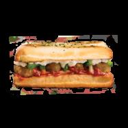 Classic Meatball Supreme Sandwich