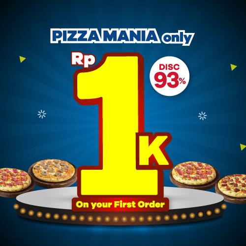 Pizza Mania HANYA 1K