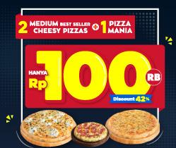 Cheesy Feast 100K